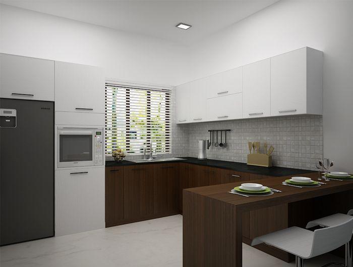 23 Best Kitchen Interior Design Images On Pinterest  Dubai Entrancing Kitchen Interior Designing Inspiration