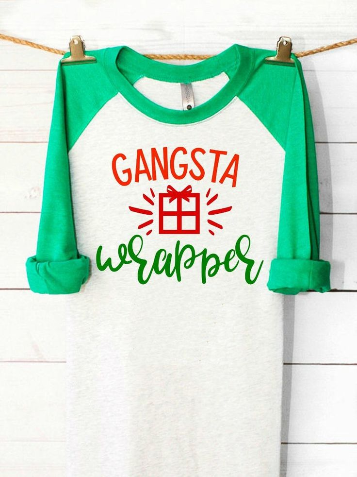 Gangsta Wrapper I need this for gift wrap