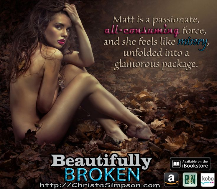 #Contest: Want your name in my next novel?!  LAST CHANCE!  Beautifully Broken by #ChristaSimpson.  Coming soon!! Http://christasimpson.com/beautifully-broken  Naked pretty princess among leaves