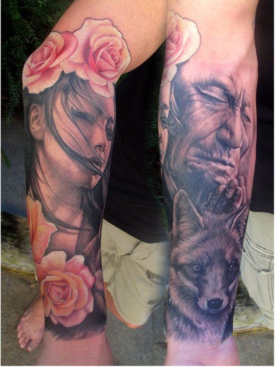 Describe your pinTattoos by Chris Nieves in Melbourne, Australia