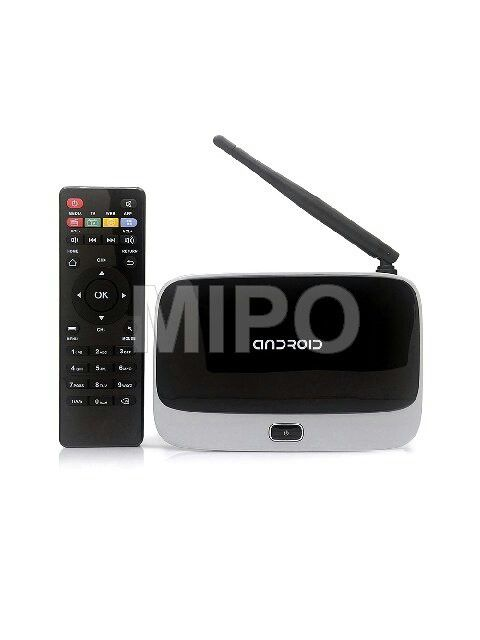 Android TV Box  Android TV Box is a Quad Core Android 4.4 TV Box with Media Player, Wifi Antenna and Remote Control.  Info detail di : www.tokomipo.com Reseller welcome