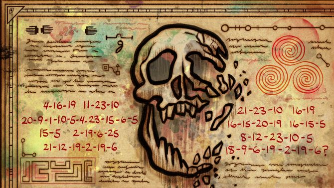 Codes and Cryptograms: Decipher them all. Discover the secrets of Gravity Falls