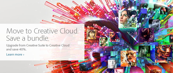 Adobe Creative Suite family Companion for Pro Users
