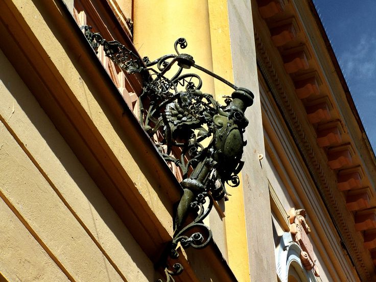 Façade Ornaments, Architecture, Pecs