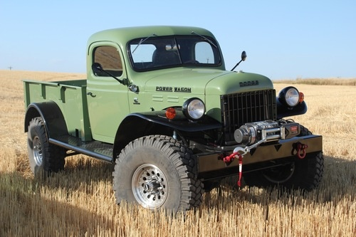 Power Wagon - Dodge