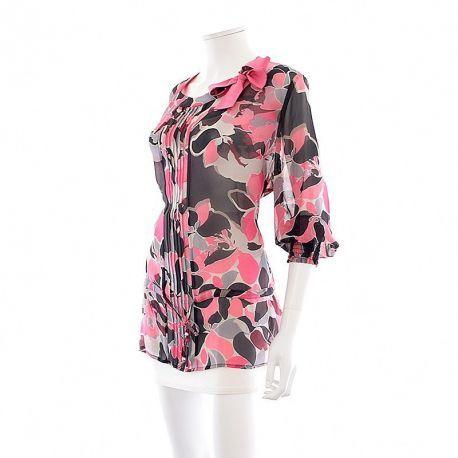 #Un jour ailleurs - état neuf - Taille: 46 à 14,99 € | achetez & vendez vos marques préférées sur notre site : www.entre-copines.be - livraison gratuite dès 45 € d'achats ;)  Que pensez-vous de cet article ? merci pour le repin ;)    #Taille: 46 #fashion #secondhand #clothes #recyclage #greenlifestyle # Bonnes Affaires #grandetaille #bigsize #mode #secondemain #depotvente #friperie #vetements #femmes