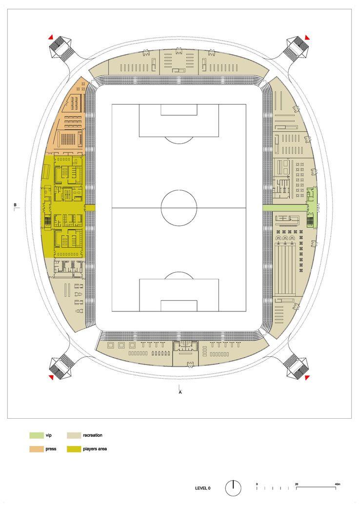 91 best Stadium planning images on Pinterest Stadium architecture - fresh gym blueprint maker