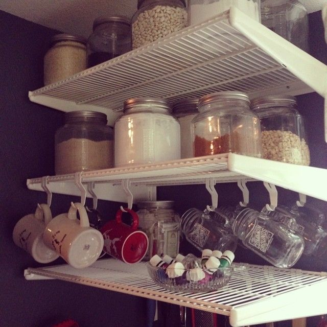 elfa Kitchen solutions for every space! | elfa Pantry