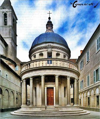 San Pietro in Montorio | La cámara del arte
