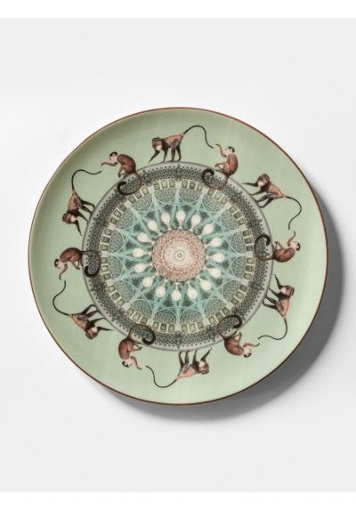 Porcelain Constantinopoli Plate COST1