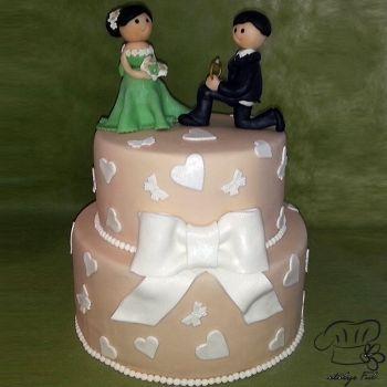 Benimle Evlenir Misin Pasta