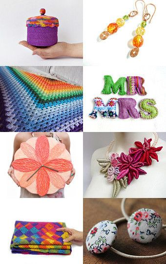 Bohemian Summer from Hungary by Eni Toth on Etsy--Pinned with TreasuryPin.com