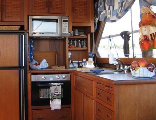 Canoe Cove 41 Tri Cabin 1977 Used Boat for Sale in Kingston, Ontario - BoatDealers.ca