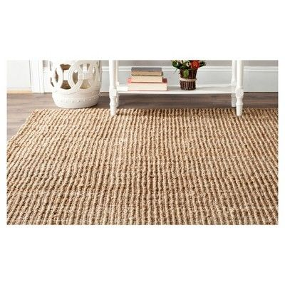 Serena Natural Fiber Accent Rug - Natural (2' 6 X 4') - Safavieh