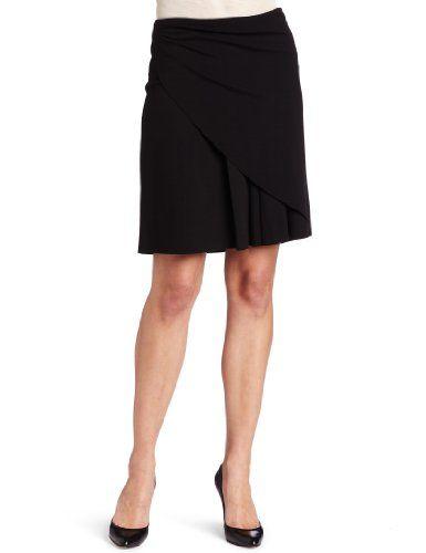Karen Kane Women`s Side Drap Skirt $63.99