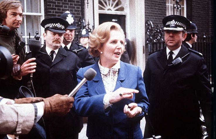 Margaret Thatchers years in office - Telegraph