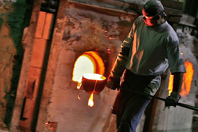 Kokomo Glass: The Oldest Glass Manufacturer in America | Blogs | Delphi Stained Glass