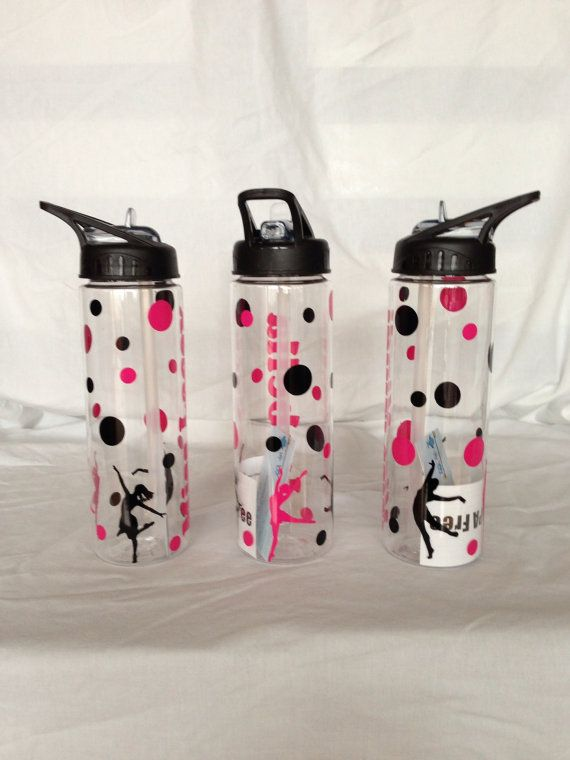 Personalized Lyrical/Modern Dance Water by AtoZVinylCreations, $12.00