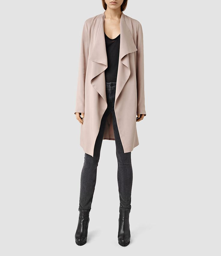 Hace Trench Coat