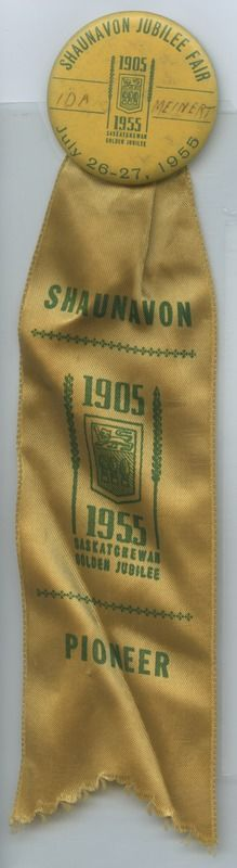Shaunavon Pioneer 1905 - 1955 Saskatchewan Golden ... | saskhistoryonline.ca