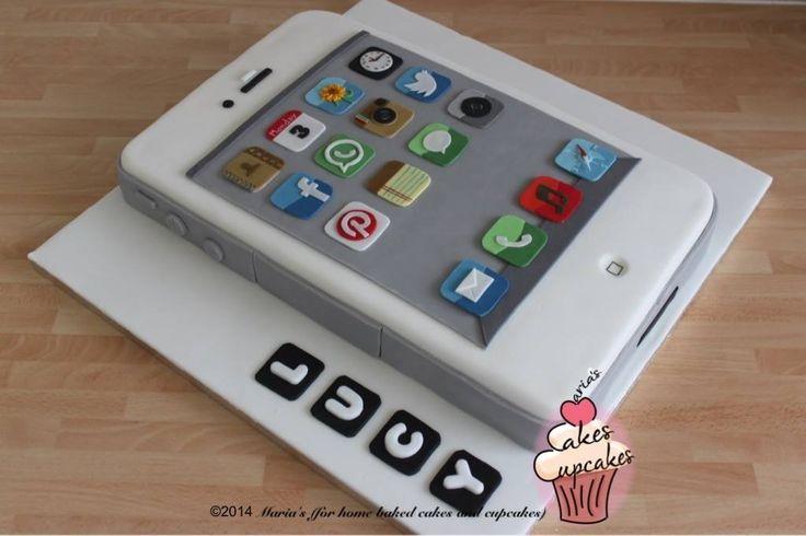 Electronics / Phones / Computers/ Cameras - * Iphone cake