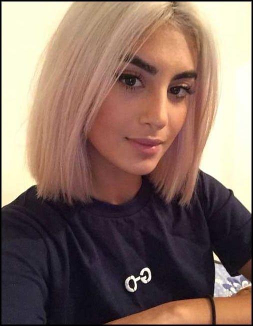 Kurze Frisuren Für Gerade Und Feine Haare Frisuren Trendfrisuren