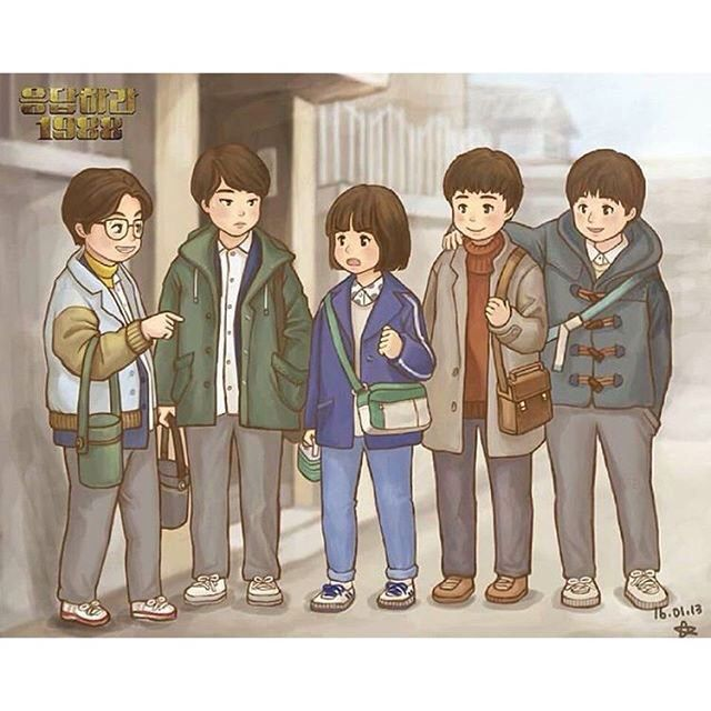 fanart #reply1988 (cr; jong.da.jong) {via.@/gsdbrazil}