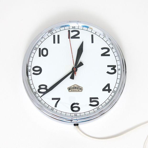 Industrialny zegar ścienny Windmuller Berlin LOFT   Industrial wall clock Windmuller Berlin LOFT   buy only on Patyna.pl #clock #industrial #Berlin #Windmuller #loft #German #Germany #retro #mechanical #design #decoration #inspiration #vintage #forsale #vintagefinds #SimplyModern