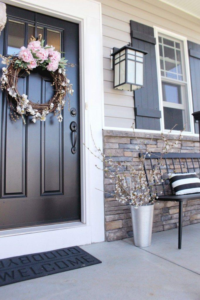 Best 25+ Front porch bench ideas ideas on Pinterest ...