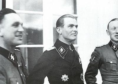 NAZI JERMAN: Foto Max Wünsche