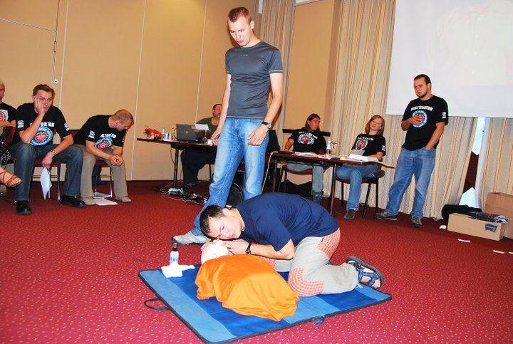 Szkolenie dla Instruktorów AHA.