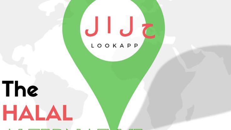Halal LookAPP project video thumbnail