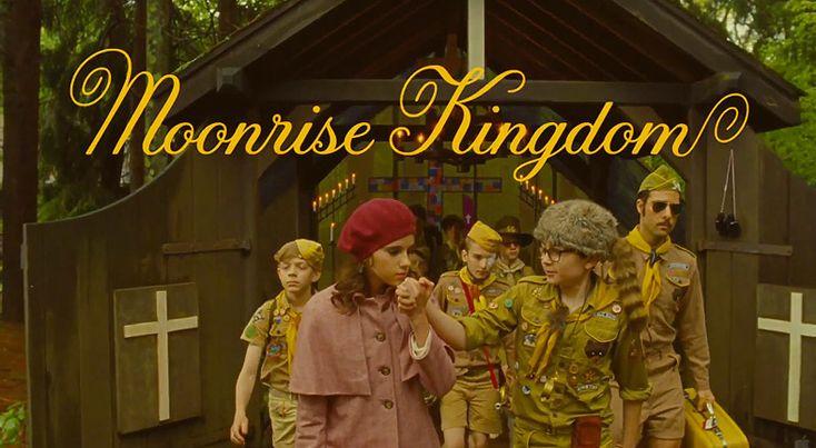 Moonrise Kingdom directed by Wes Anderson -- cannot wait for this.  Cast includes Tilda Swinton, Bill Murray, France McDormand, Edward Norton, Bruce Willis, Jason Schwartzman, and Harvey Keitel.