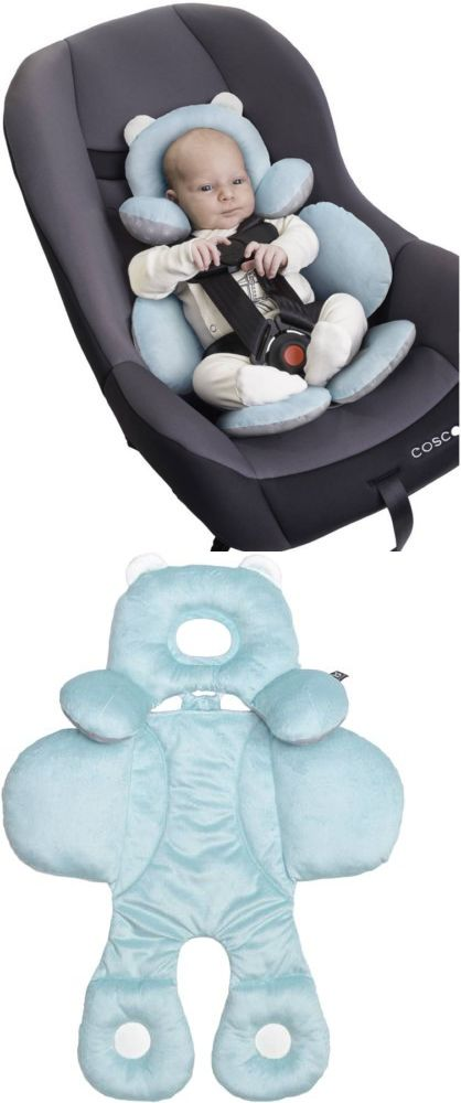 Infant Head Support 117030 Benbat Neck And Body Pillow Blue BUY IT NOW ONLY 35 On EBay