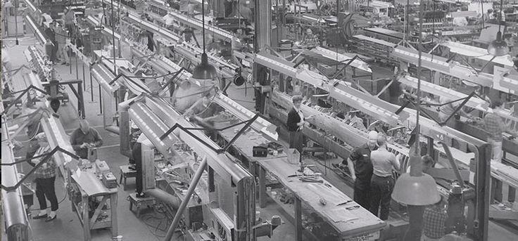 Risultati immagini per industry 1960