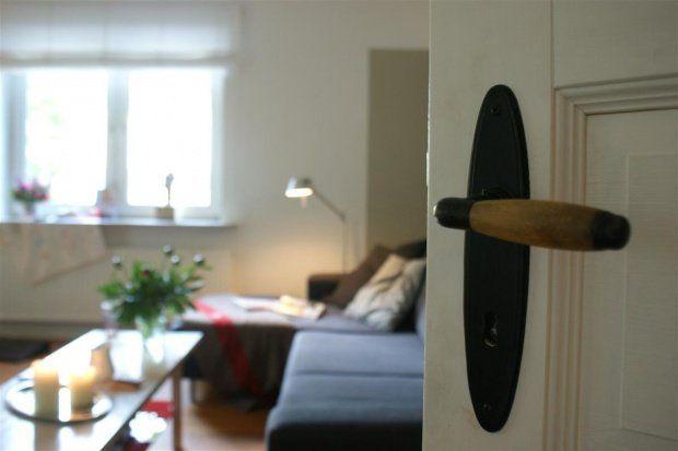 tolle Wohnung, altes mit neuem kombinieren, IKEA, Faltgardinen