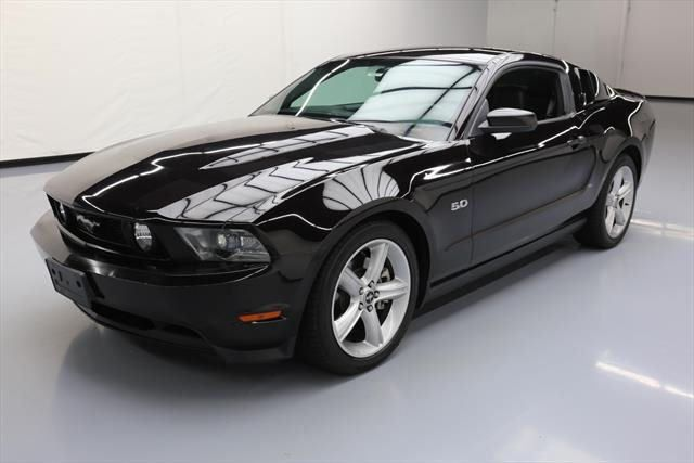 2012 Ford Mustang Gt Coupe 2 Door 2012 Ford Mustang Gt 5 0 Auto Leather Hid Lights 41k Mi 218165 Texas Direct 2018 2019 Is In Stock And For Sale Mycarboard C