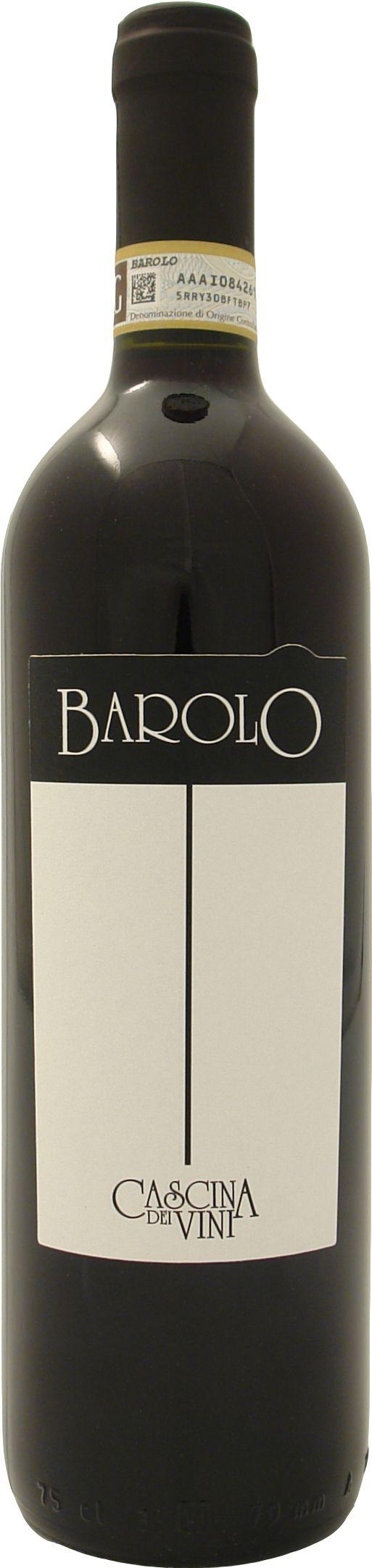 Barolo DOCG - Cascina dei Vini - Bernard - Il Sapore della Natura