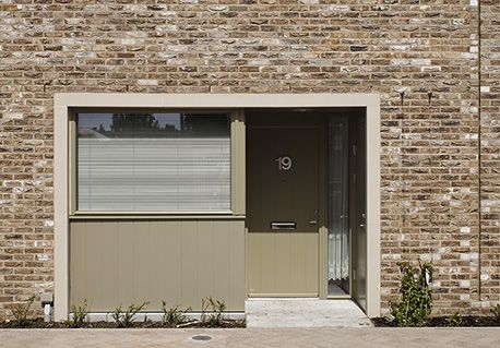 MaccreanorLavington Architects - Anne Mews