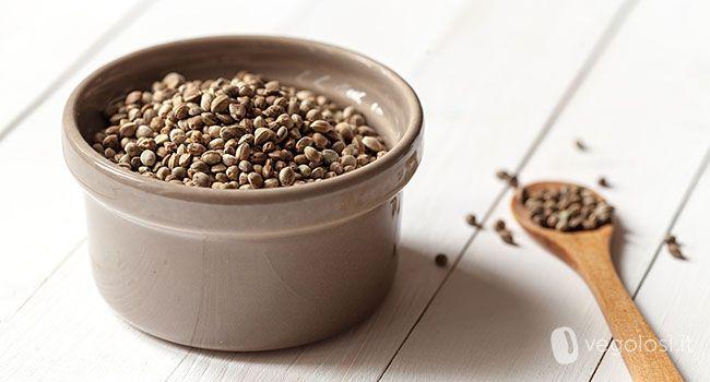 I semi di canapa sono un alimento naturale dall'elevato valore nutrizionale, ottimo anche come integratore. Scopriamolo insieme!