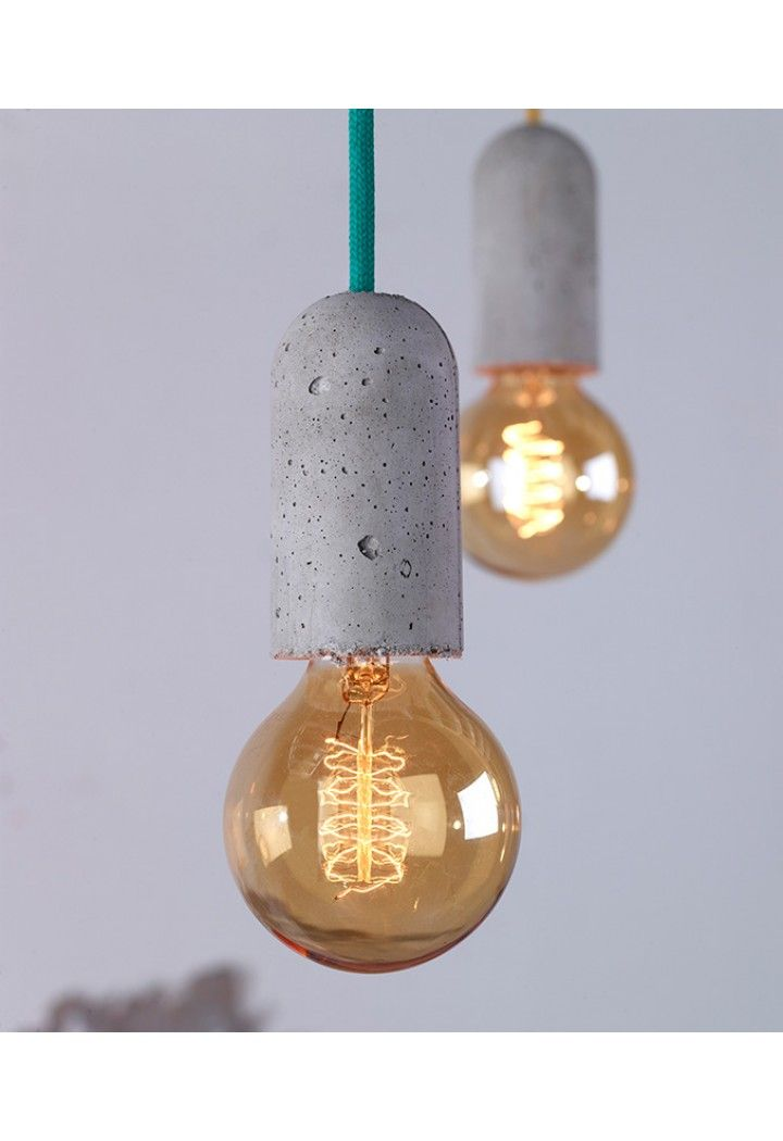 Lamp | Lights | Concrete product design | Concrete design | Beton design | Betonlook | www.eurocol.com