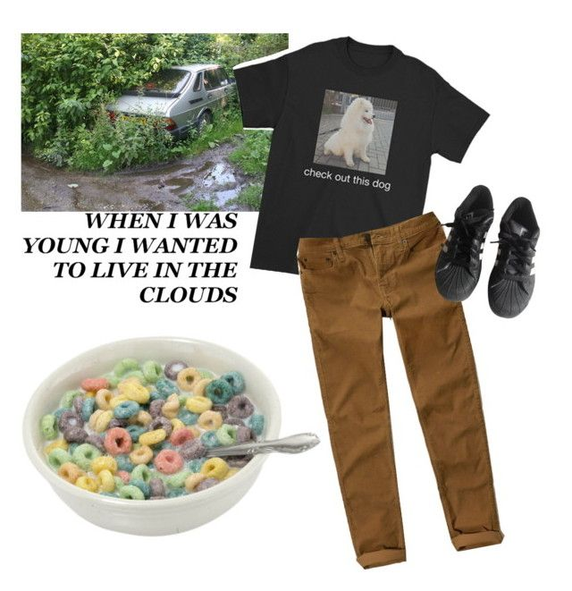 Untitled #4 by aiobheann on Polyvore featuring polyvore, adidas, Hollister Co., fashion, style and clothing