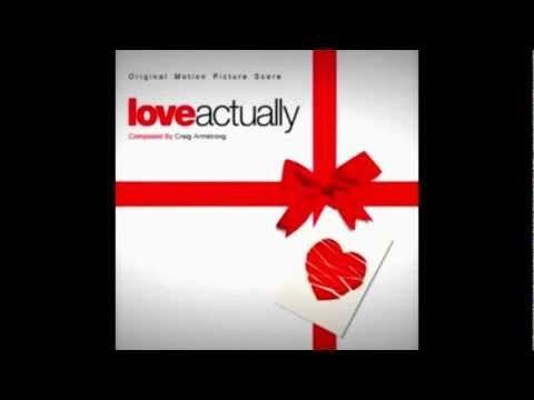 Von Love Actually <3 <3 Auch wunderschön für die Kirche zum Einzug! Craig Armstrong, Glasgow Love Theme