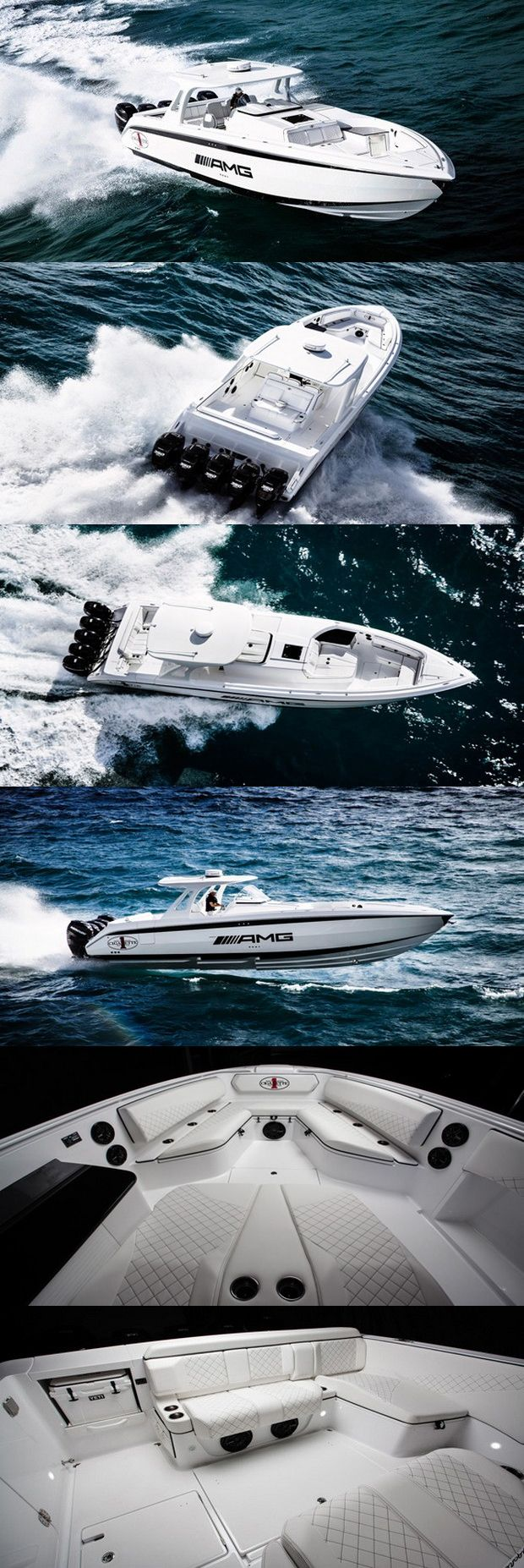 ♂ billionaires boys club Luxury Yacht The Cigarette 42 Huntress, inspired by Mercedes G63 AMG » Cigarette 42 Huntress 2 Original from http://luxatic.com/the-cigarette-42-huntress-inspired-by-mercedes-g63-amg/cigarette-42-huntress-2/