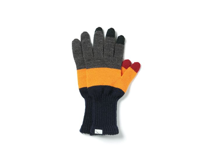SOPHNET. | PRODUCT | TOUCH WOOL GLOVE