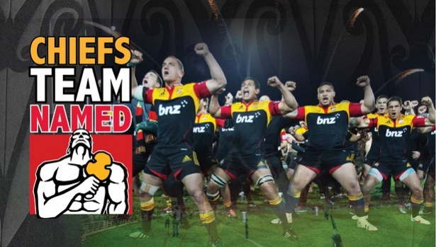 Chiefs Team Named for Clash with Force