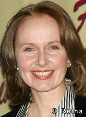 Kate Burton- Swiss born actress. Probably most recently known for her role on Greys Anatomy. Her dad was Richard.
