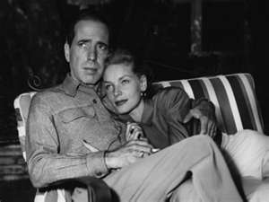 Bogie and Bacall Together Forever