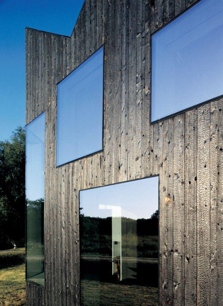 exteriorspiration • hunsett mill, chapel field road, stalham, norfolk, england • acme • photo: cristobal palma • via arch daily