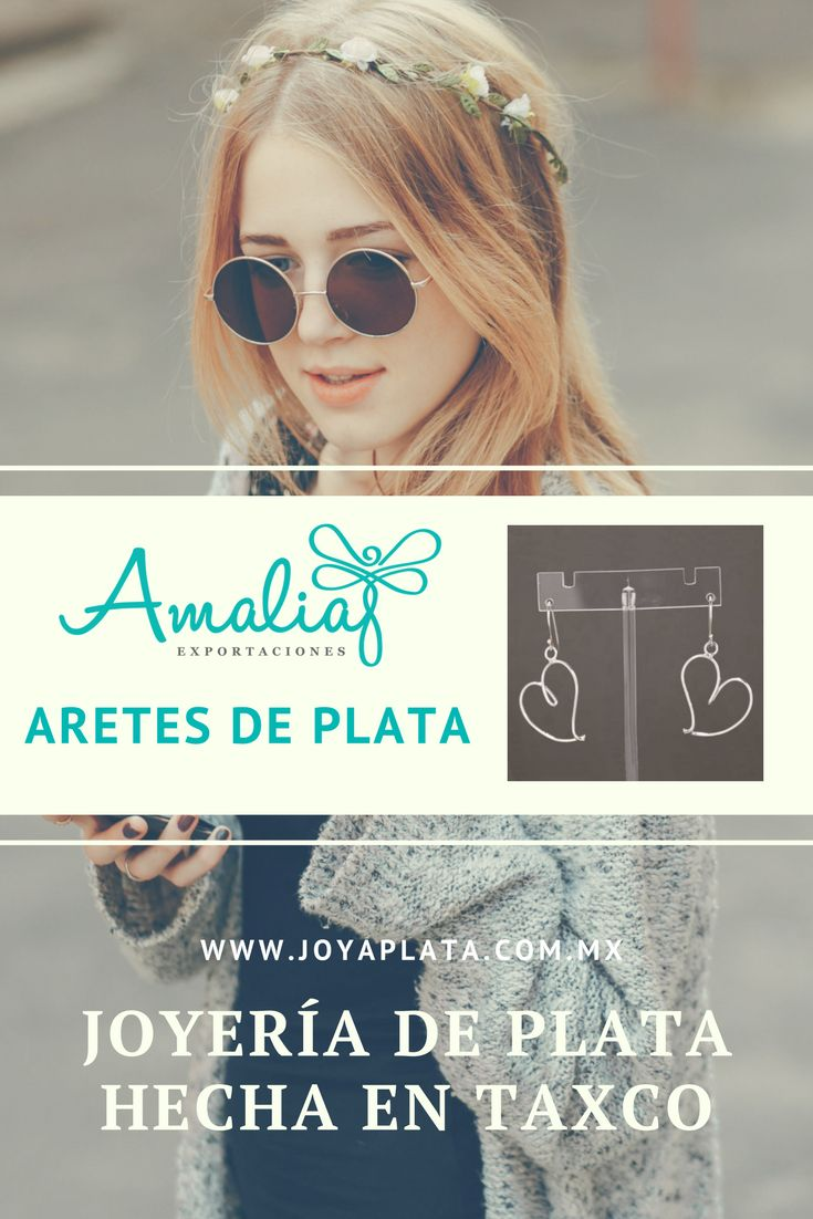 Somos una marca de joyería de plata 100% mexicana.  Catálogo y tienda en línea: www.joyaplata.com.mx  #joyasamalia #joyería #taxco #joyasenplata